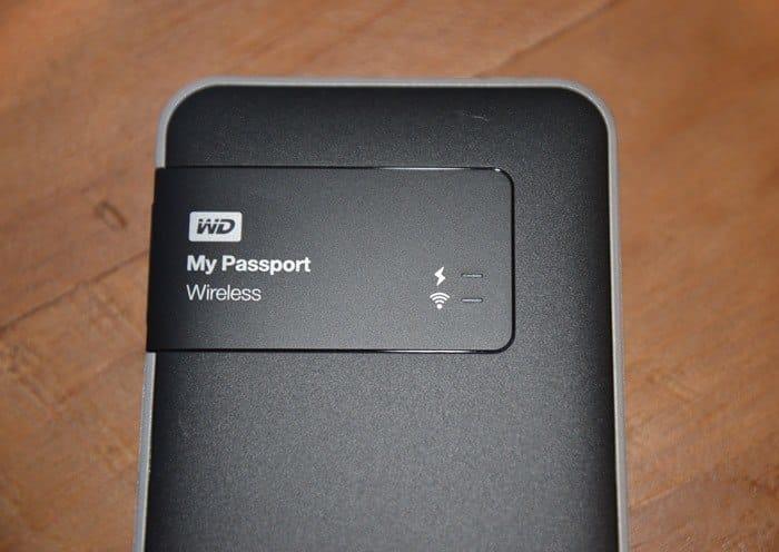 CDW Review - WD My Passport Wireless - 9