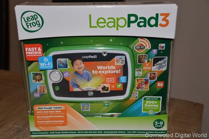 CDW Review - LeapPad3 - 2
