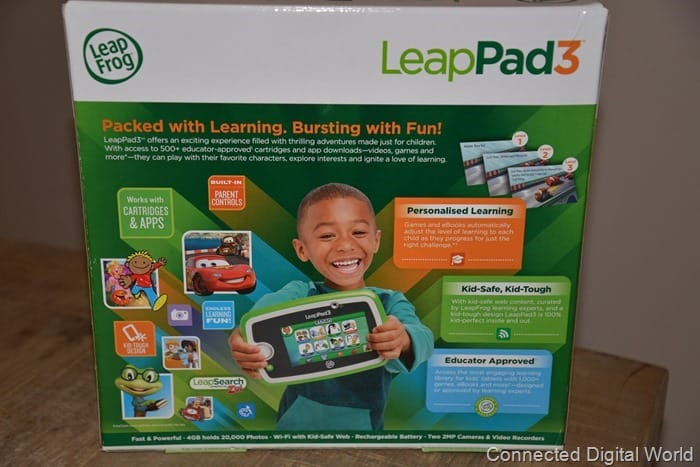 CDW Review - LeapPad3 - 3