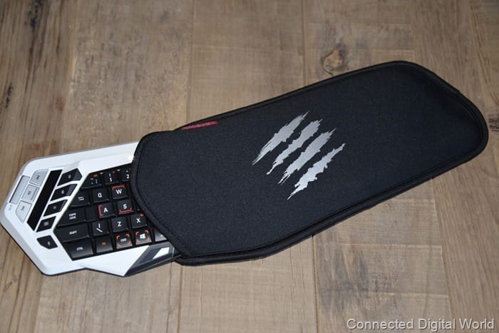 CDW Review Mad Catz STRIKE M Wireless Keyboard - 20
