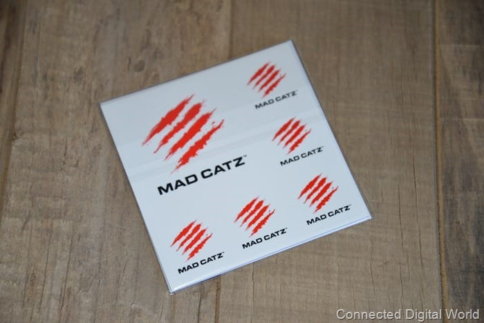 CDW Review Mad Catz STRIKE M Wireless Keyboard - 5