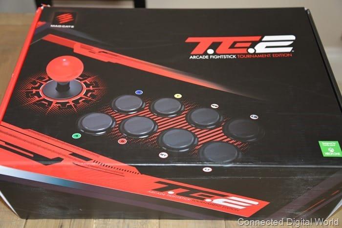 CDW Review Mad Catz TE2 Arcade Fighting Stick - 1
