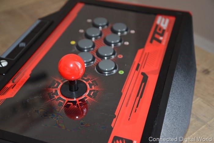 CDW Review Mad Catz TE2 Arcade Fighting Stick - 31