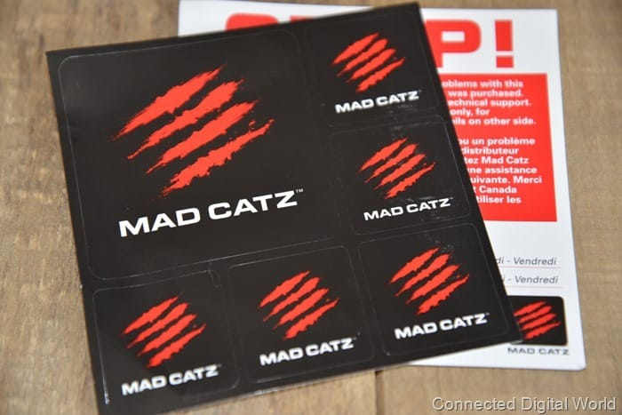 CDW Review Mad Catz TE2 Arcade Fighting Stick - 6