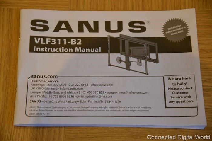 CDW Review Sanus VLF311 - 12