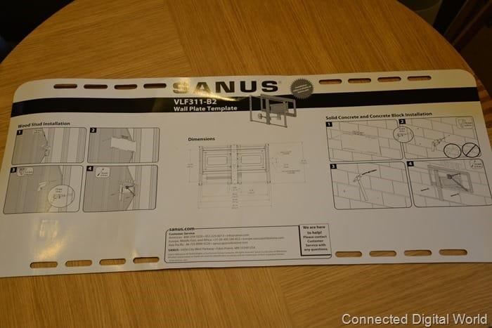 CDW Review Sanus VLF311 - 13