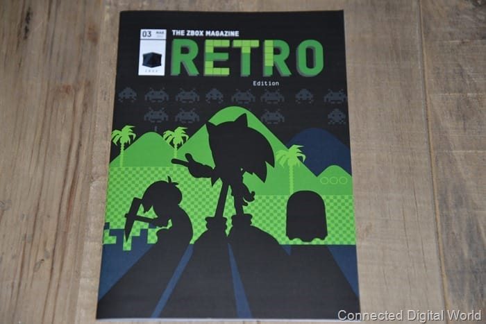 CDW Unboxing ZBOX Retro March 2015 Box - 8