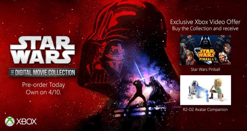 Star Wars Movie Collection
