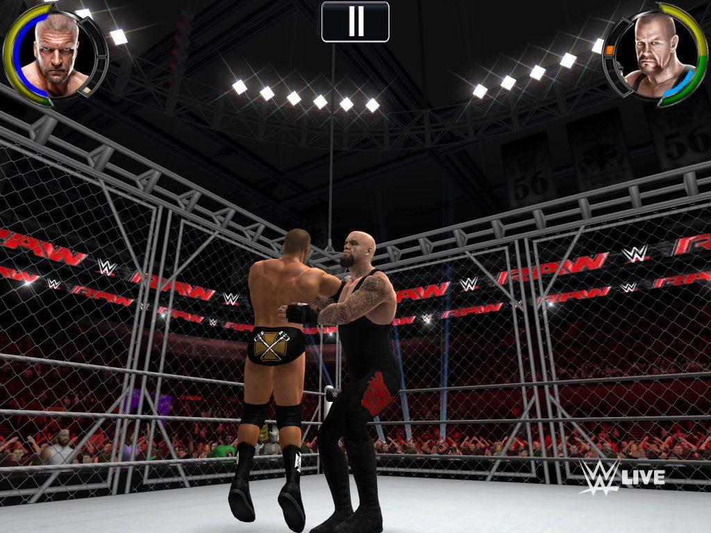 Triple H Taker