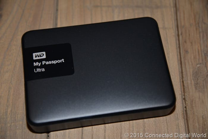 CDW Review - WD My Passport Ultra New - 4
