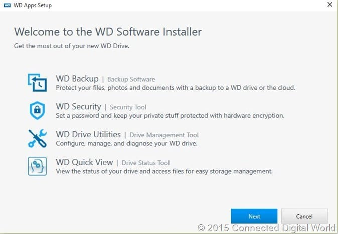 CDW Review - WD My Passport Ultra New - 9