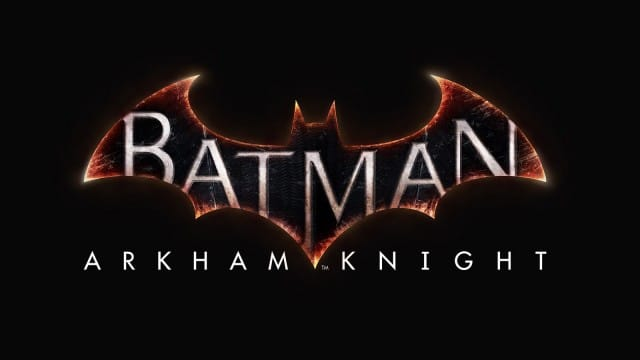 batman-arkham knight - logo