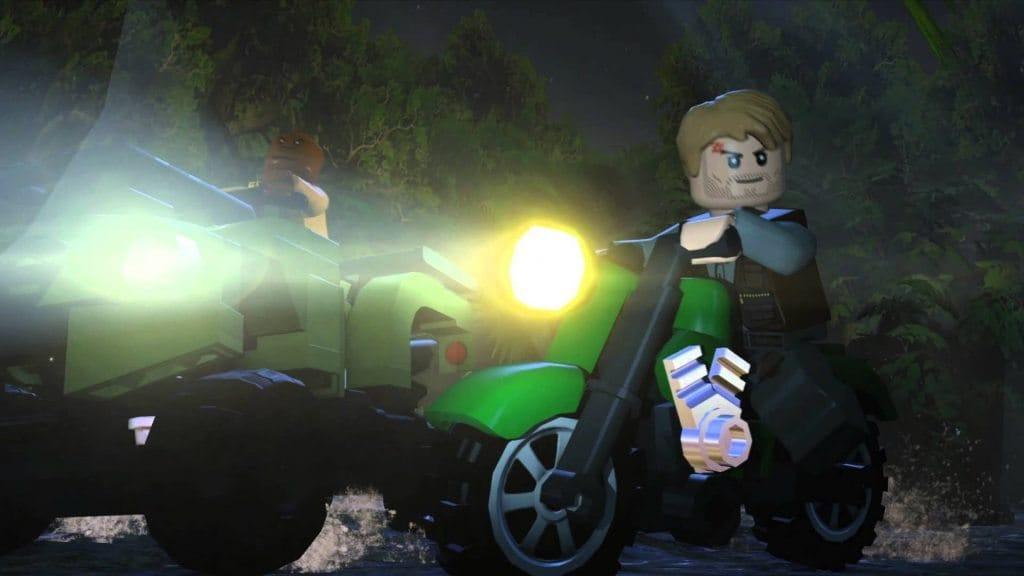 LEGO Jurassic World (PS4) - PlaystationTrophiesorg
