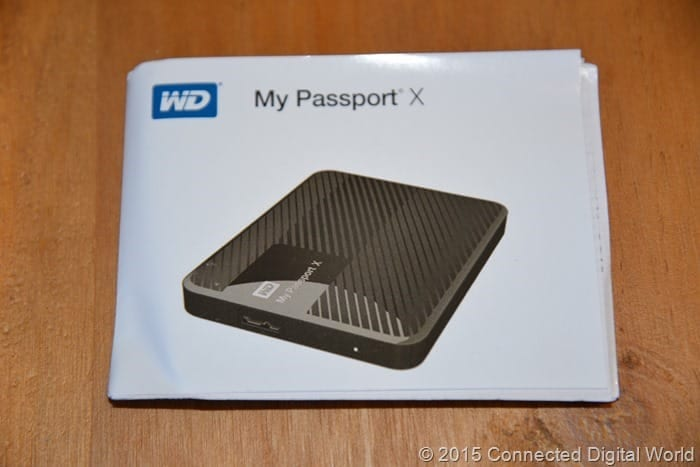 CDW Review - WD My Passport X - 8