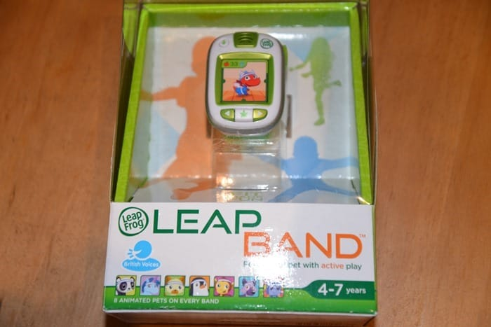 CDW Review - Leap Band - 1