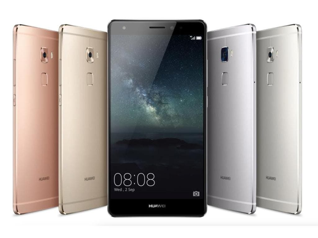 Huawei Mate S picture 2