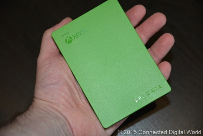 CDW Review - Seagate Game Drive for Xbox - 10
