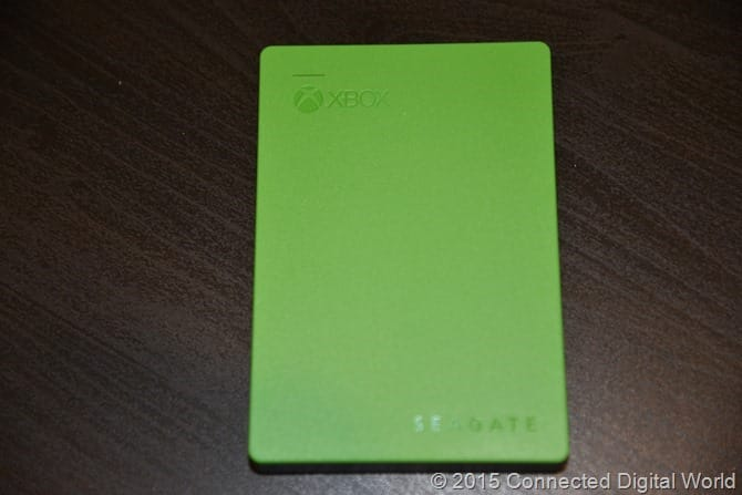 CDW Review - Seagate Game Drive for Xbox - 5