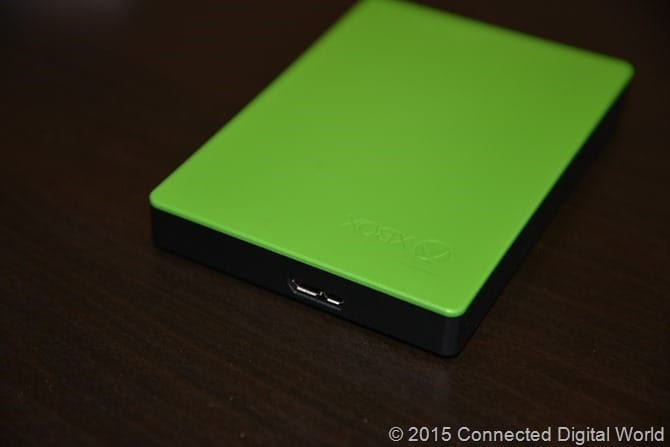 CDW Review - Seagate Game Drive for Xbox - 7