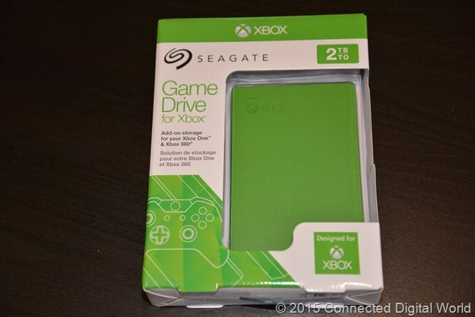 CDW Review - Seagate Game Drive for Xbox -