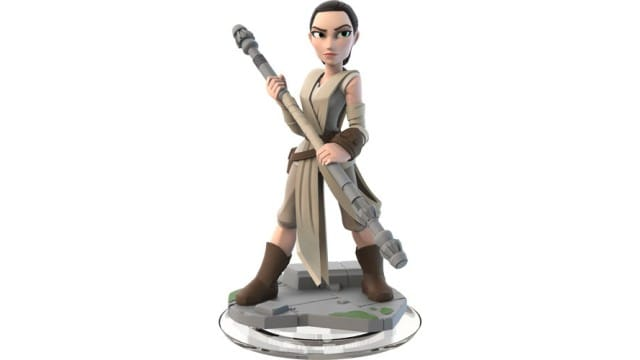 DI 3.0 Star Wars playset figure