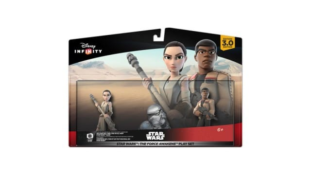 DI 3.0 Star Wars playset