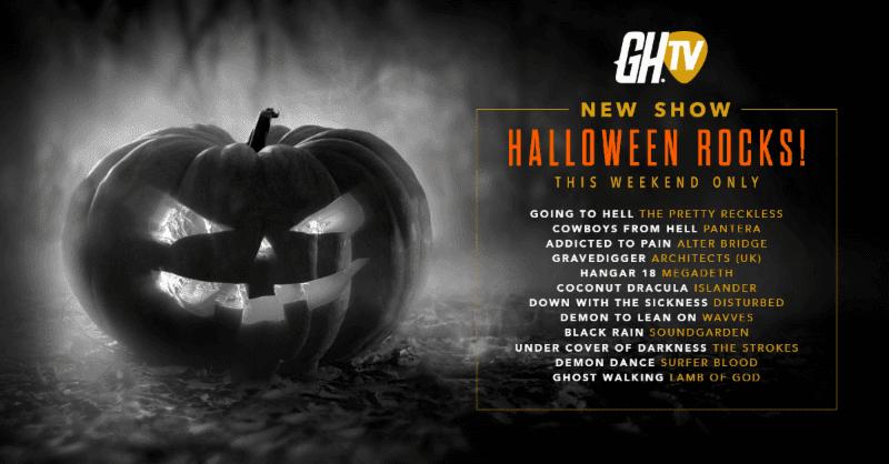 GHTV Halloween