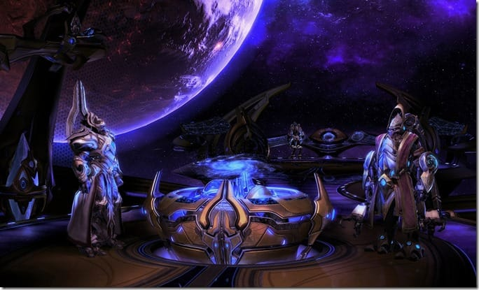 LotV Screenshot 01 thumb - Review: StarCraft II: Legacy of the Void