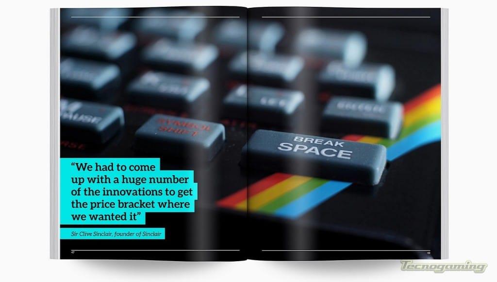 sinclair zx spectrum a visual compendium se focaliza en la