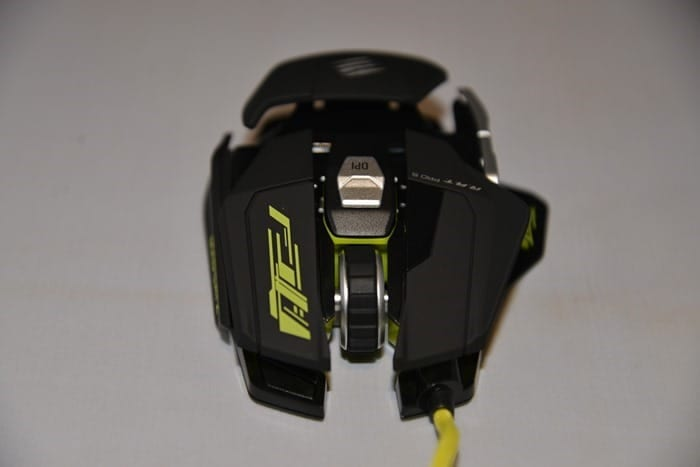 CDW Review - Mad Catz RAT PRO S Mouse - 15