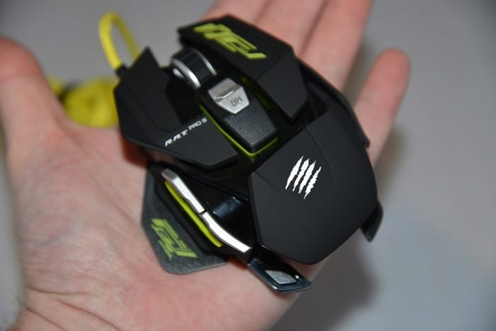 CDW Review - Mad Catz RAT PRO S Mouse - 16