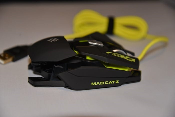 CDW Review - Mad Catz RAT PRO S Mouse - 9