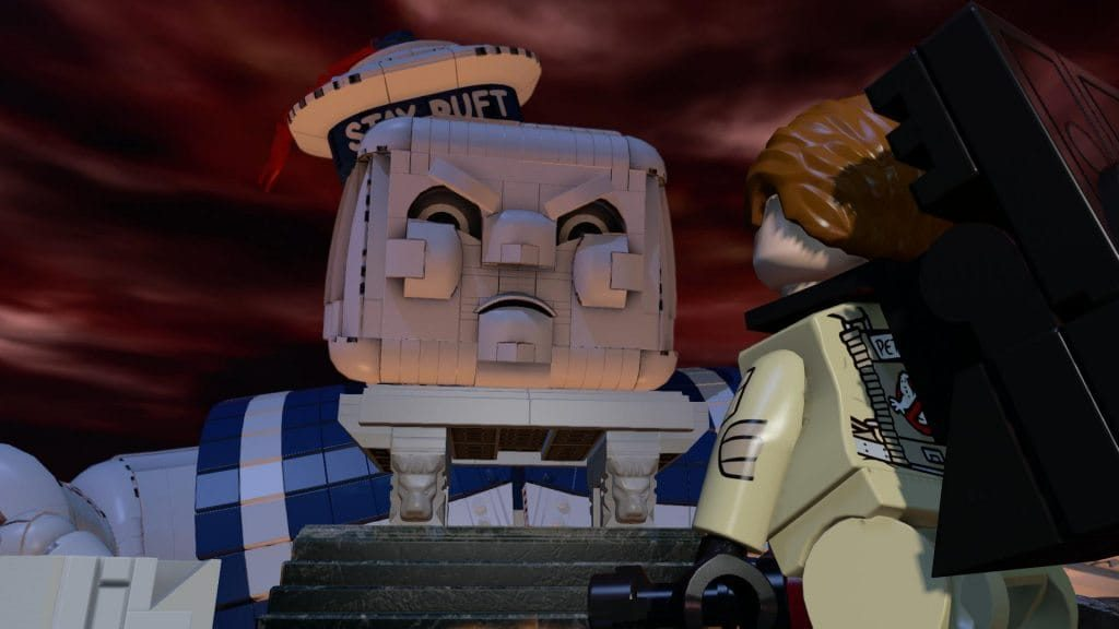 ghostbusters lego game