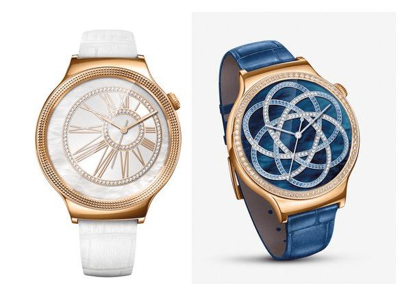 Huawei Elegant and Jewel Watches