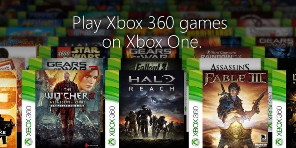 Xbox 360 backwards
