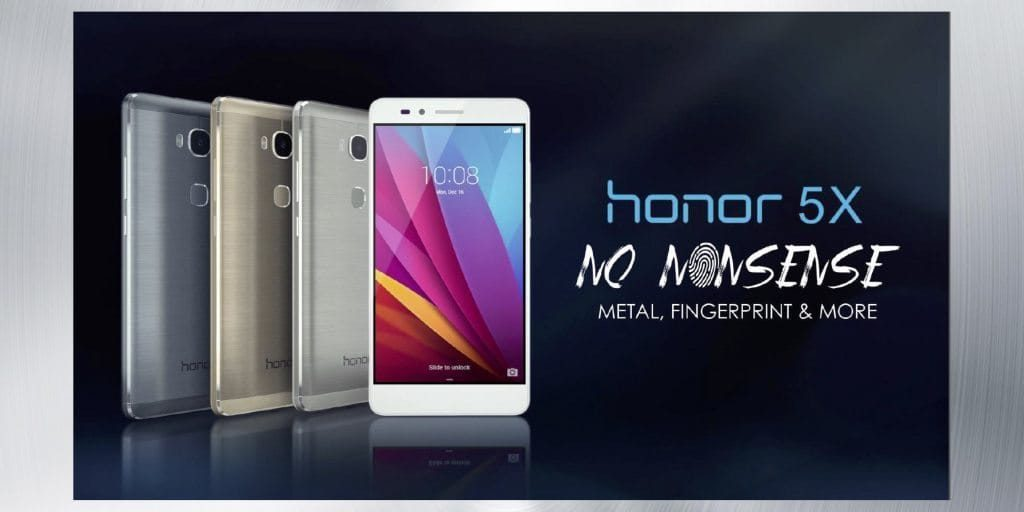 Honor announces the Honor 5X for UK and Europe - Movies