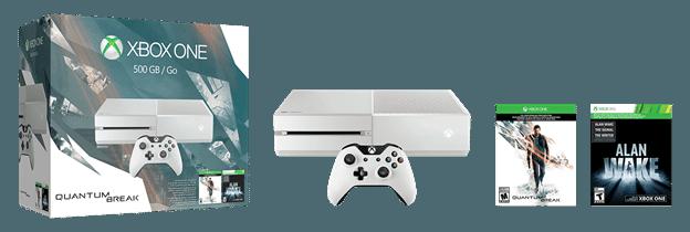 Quantum Break White Xbox One