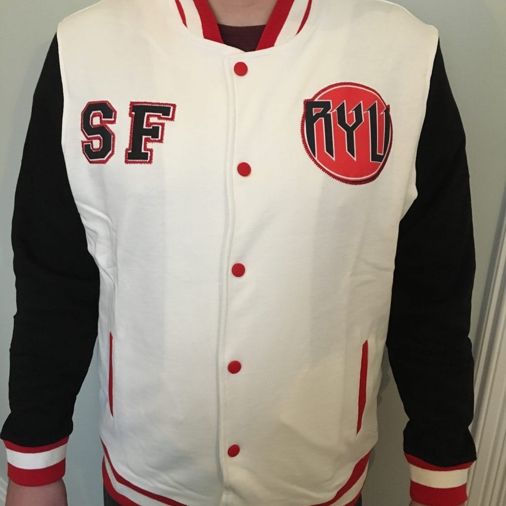 SFV jacket