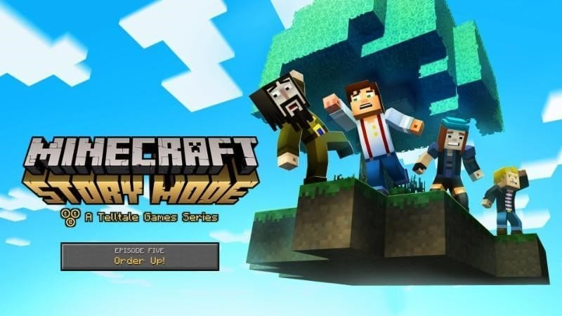 Minecraft Story Mode Episode 5