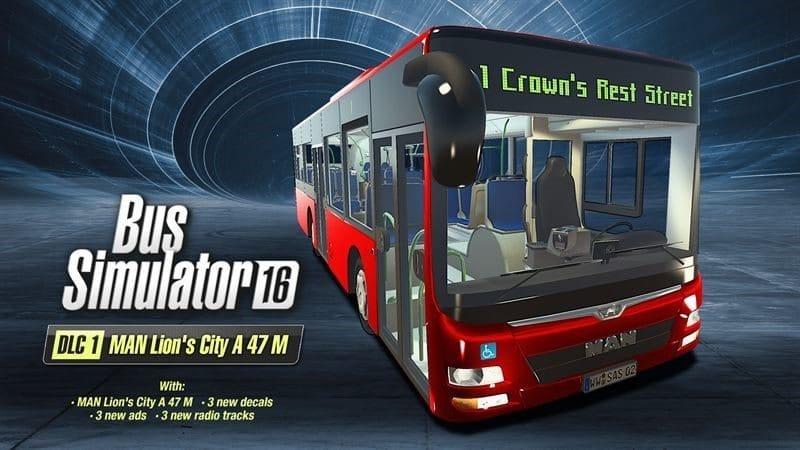 Bus Sim 2016