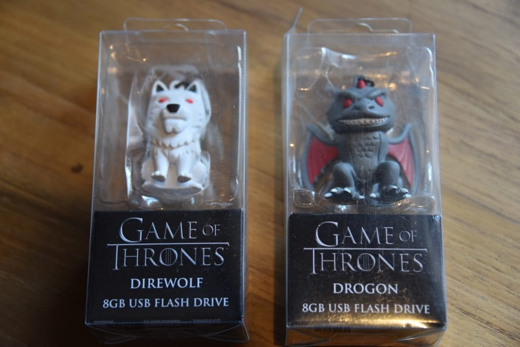 CDW Game of Thrones USB Drives - 1