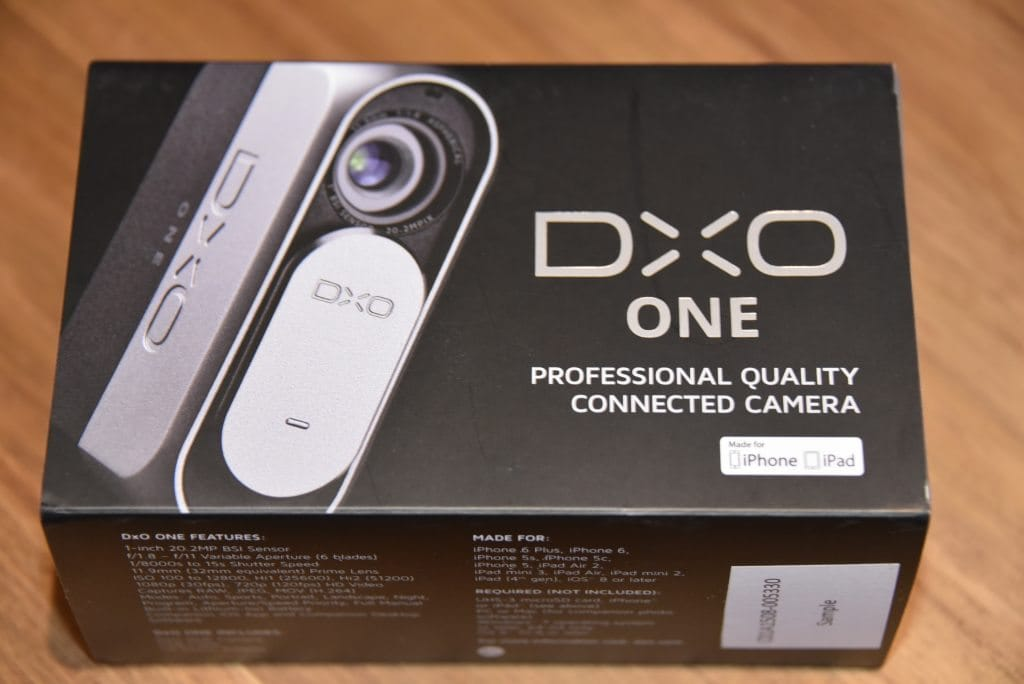 CDW Review DxO One Camera - 1