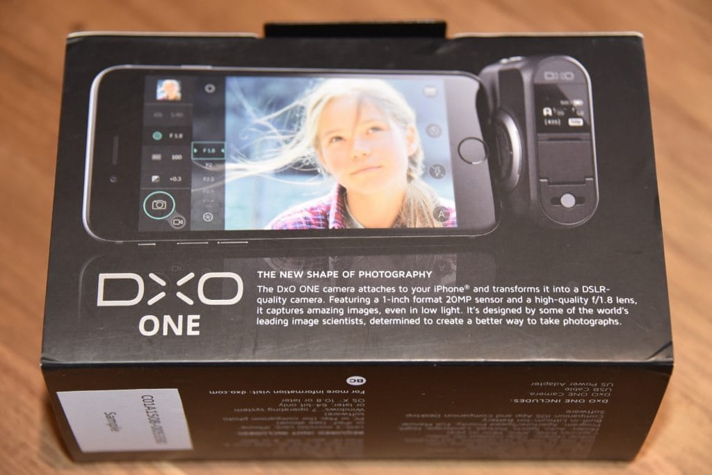 CDW Review DxO One Camera - 2