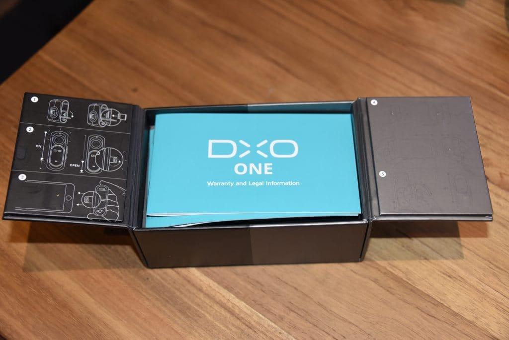 CDW Review DxO One Camera - 3