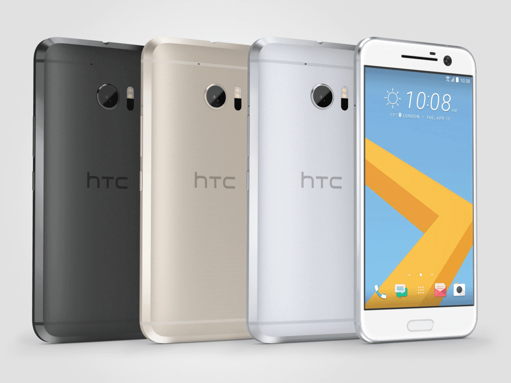 HTC 10 all colours