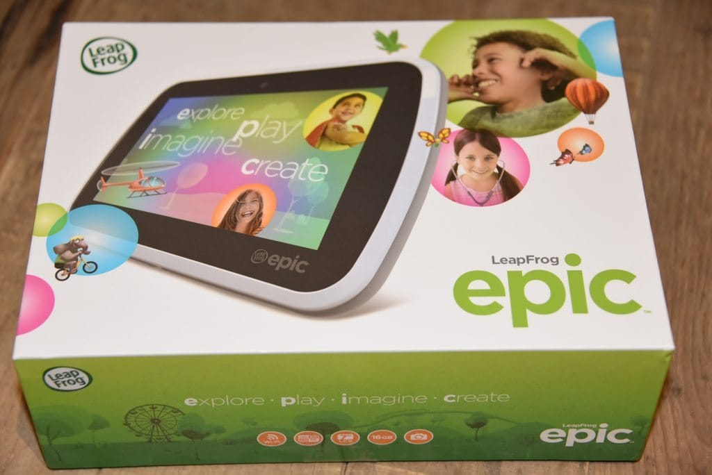 MGT - LeapPad Epic Review - 1