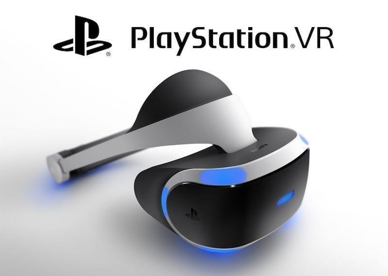 PSVR PlayStation VR