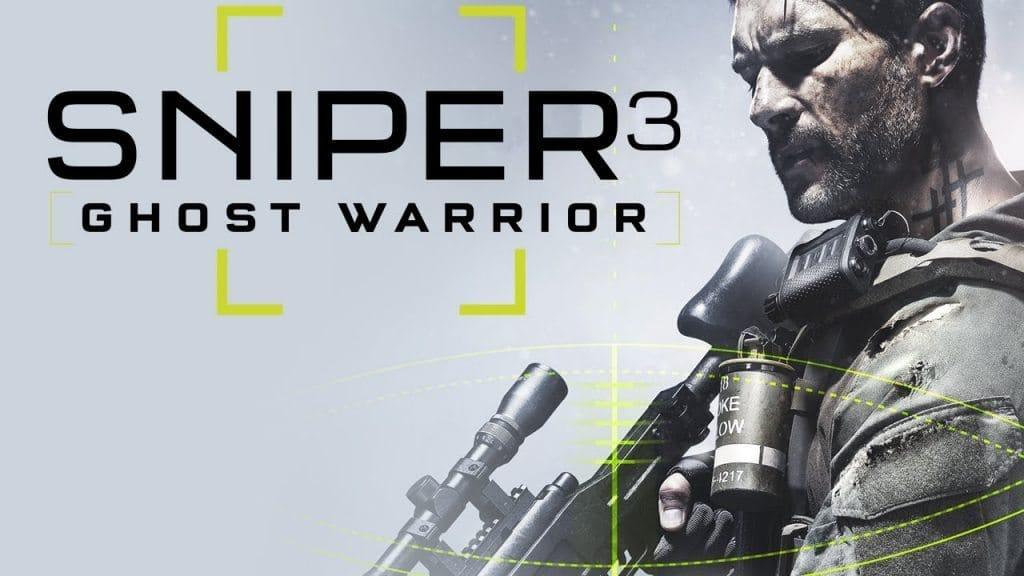 Sniper ghost warrior 3 release date