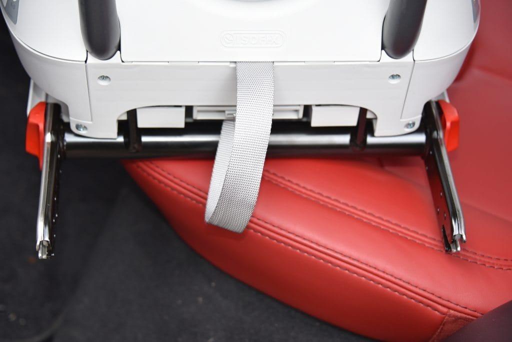 MGT Review Britax Romer Dualfix - 11