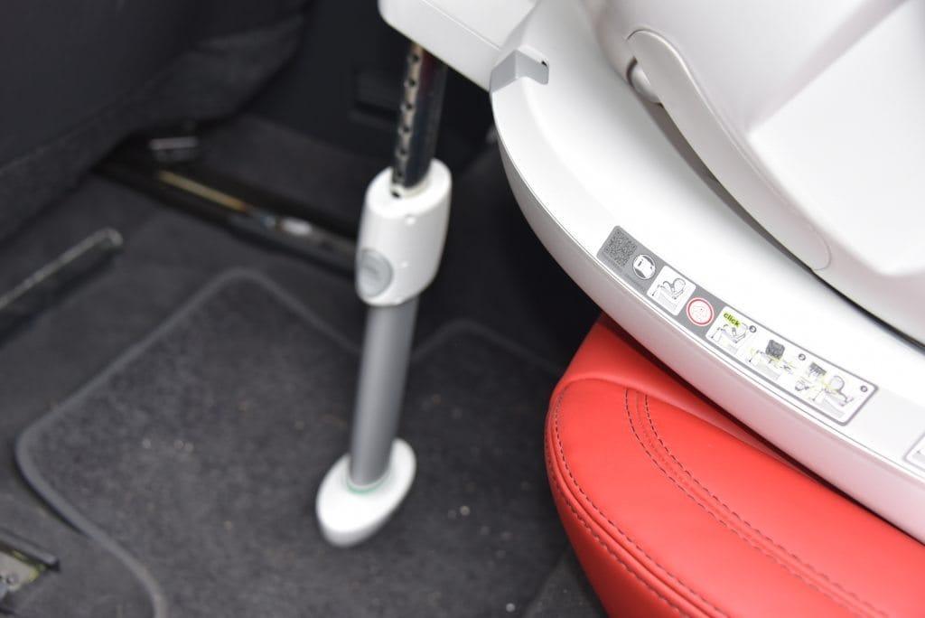MGT Review Britax Romer Dualfix - 15